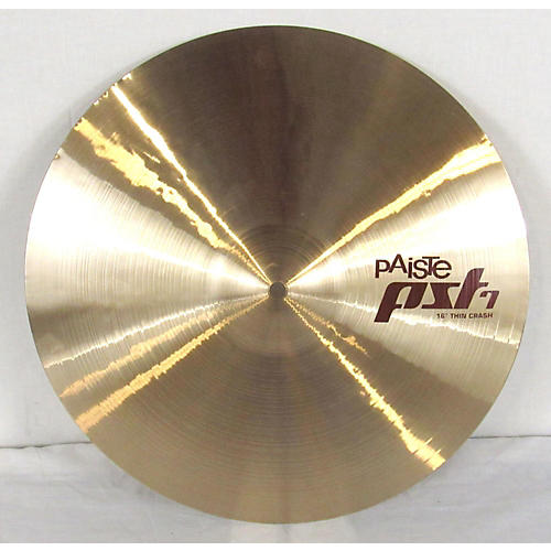 Paiste 16in PST7 THIN CRASH Cymbal
