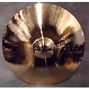 Paiste 16in PST8 REFLECTOR CAJON CRASH Cymbal
