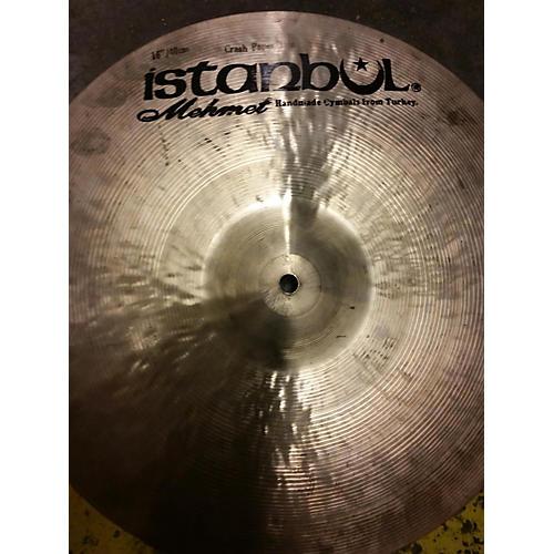 Istanbul Mehmet 16in Paper Thin Crash Cymbal