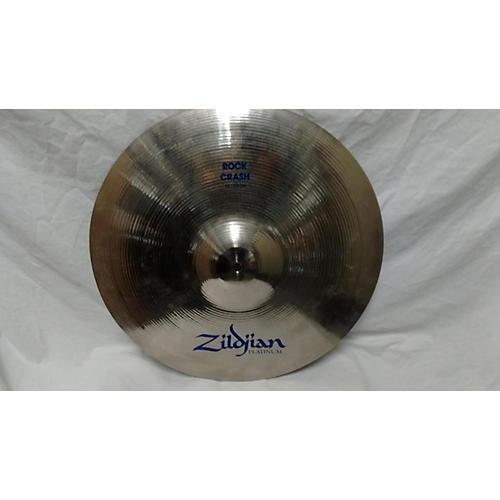 Zildjian 16in Platinum Rock Crash Cymbal