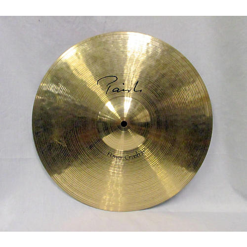 Paiste 16in Power Crash Cymbal-thumbnail