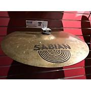 Sabian 16in Pro Crash Marching Cymbal