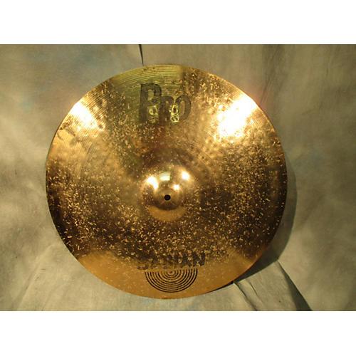 Sabian 16in Pro Crash Marching Cymbal-thumbnail