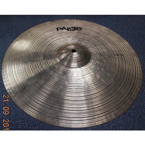 Paiste 16in Prototype Crash Cymbal-thumbnail