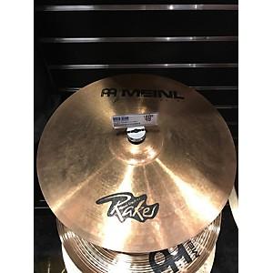 Pre-owned Meinl 16 inch RAKER CRASH CYMBAL Cymbal by Meinl