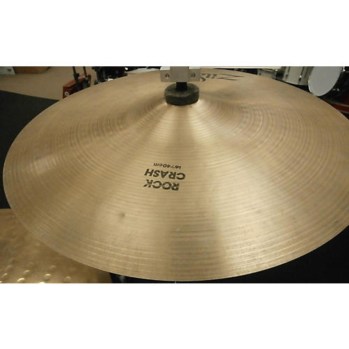 Zildjian 16in Rock Crash Cymbal-thumbnail