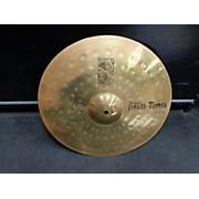Paiste 16in Rock Tones Brass Tones Cymbal