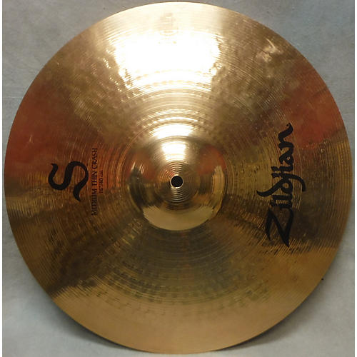 Zildjian 16in S Medium Thin Crash Cymbal