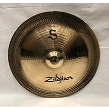 Zildjian 16in S Series China Cymbal