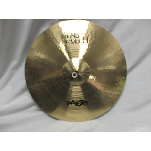 Paiste 16in SOUND FORMULA Cymbal