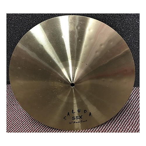 Saluda 16in SSX Cymbal