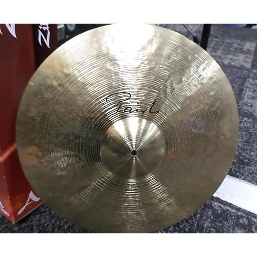 Paiste 16in Signature Fast Crash Cymbal-thumbnail