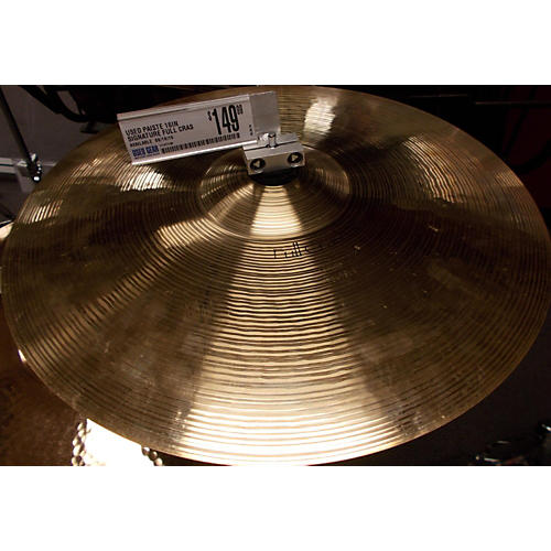 Paiste 16in Signature Full Crash Cymbal-thumbnail