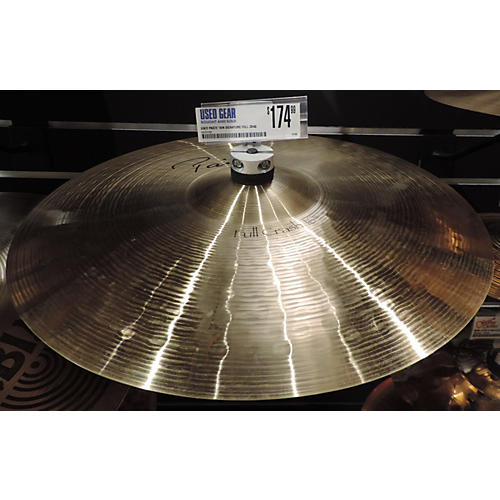 Paiste 16in Signature Full Crash Cymbal