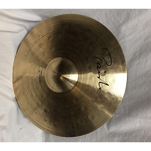 Paiste 16in Signature Precision Crash Cymbal-thumbnail
