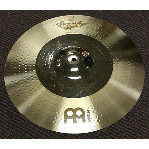 Meinl 16in Sound Caster Fusion Medium Crash Cymbal-thumbnail