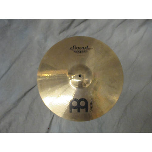 Meinl 16in Sound Caster Medium Crash Brilliant Cymbal
