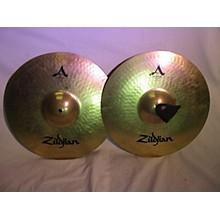 Zildjian 16in Stadium Medium Pair Marching Cymbal