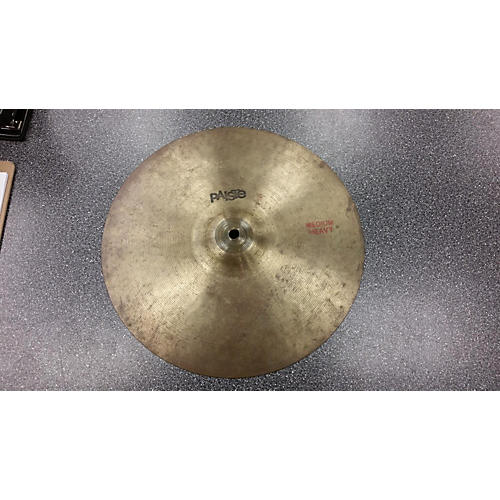 Paiste 16in Stanople Medium Heavey Cymbal-thumbnail