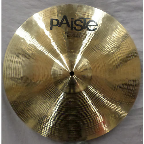Paiste 16in T20 Prototype Crash Cymbal