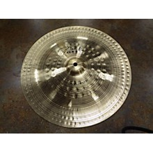 Paiste 16in Thin China Cymbal