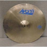 Avanti 16in Thin Crash Cymbal
