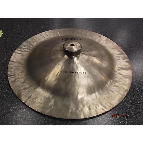 Agazarian 16in Traditional China Cymbal-thumbnail