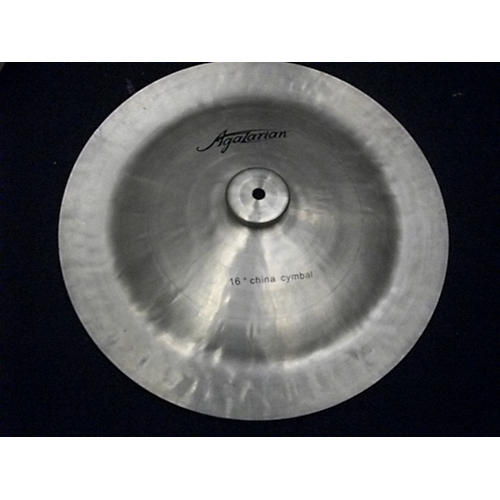 Agazarian 16in Traditional China Cymbal-thumbnail