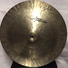 Agazarian 16in Traditional China Cymbal