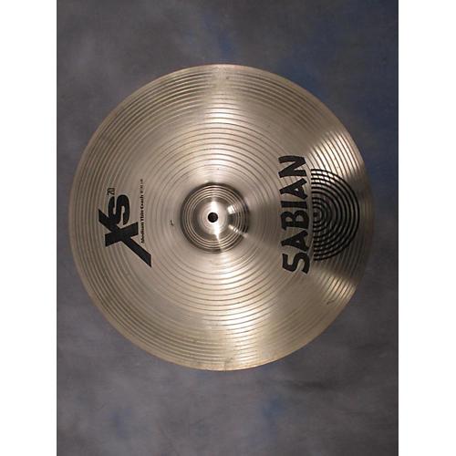 Sabian 16in XS20 Medium Thin Crash Cymbal-thumbnail