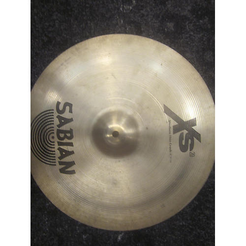 Sabian 16in XS20 Medium Thin Crash Cymbal-thumbnail