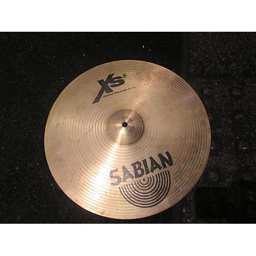 Sabian Xs 20 Crash : used sabian 16in xs20 medium thin crash cymbal guitar center ~ Russianpoet.info Haus und Dekorationen