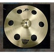Sabian 16in XS20 O-Zone Crash Cymbal