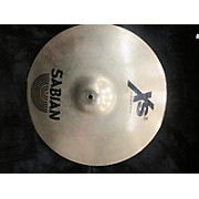 Sabian 16in XS20 Rock Crash Brilliant Cymbal