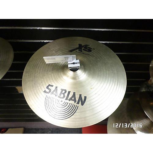 Sabian 16in XS20 Rock Crash Cymbal-thumbnail