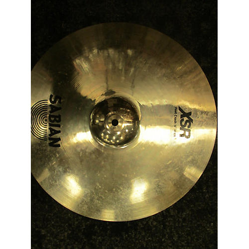 Sabian 16in XSR FAST CRASH Cymbal