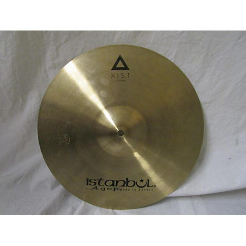 used istanbul agop 16in xist crash cymbal guitar center. Black Bedroom Furniture Sets. Home Design Ideas