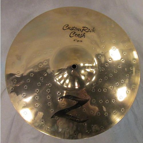 Zildjian 16in Z Custom Cymbal