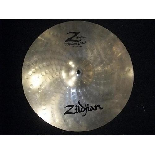 Zildjian 16in Z Custom Medium Crash Cymbal  36