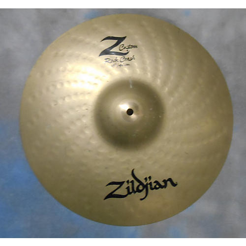 Zildjian 16in Z Custom Rock Crash Cymbal
