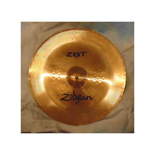 Zildjian 16in ZBT China Cymbal