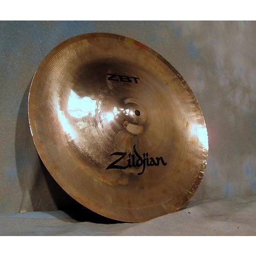 Zildjian 16in ZBT China Cymbal-thumbnail