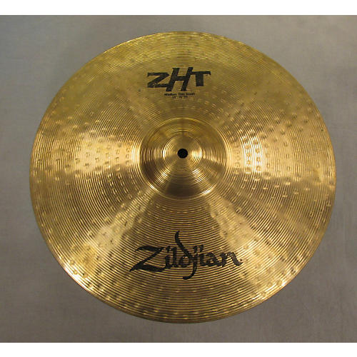 Zildjian 16in ZHT Medium Thin Crash Cymbal-thumbnail
