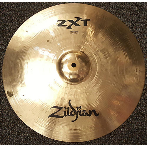 Zildjian 16in ZXT Medium Thin Crash Cymbal-thumbnail