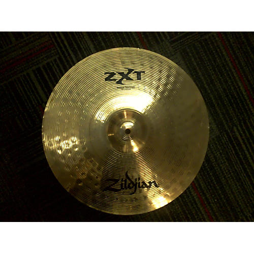 used zildjian 16in zxt medium thin crash cymbal guitar center. Black Bedroom Furniture Sets. Home Design Ideas