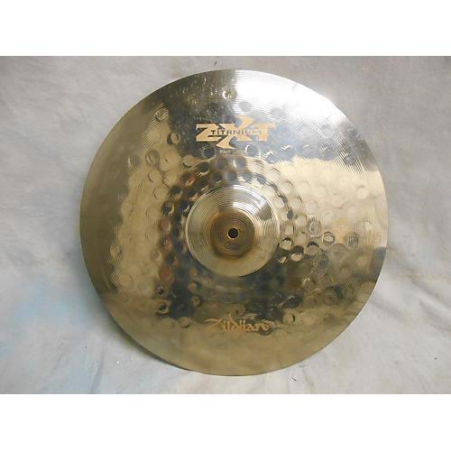 Zildjian 16in ZXT Titanium Rock Cymbal