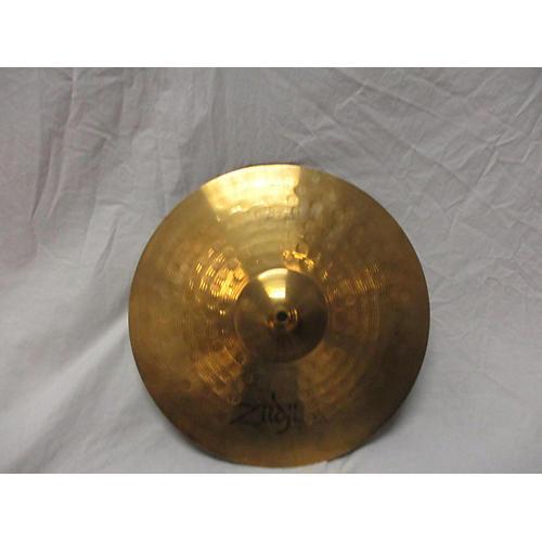Zildjian 16in Zbt Plush Medium Thin Crash Cymbal