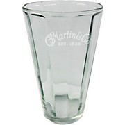 Martin 16oz Paneled Etched Pint Glass