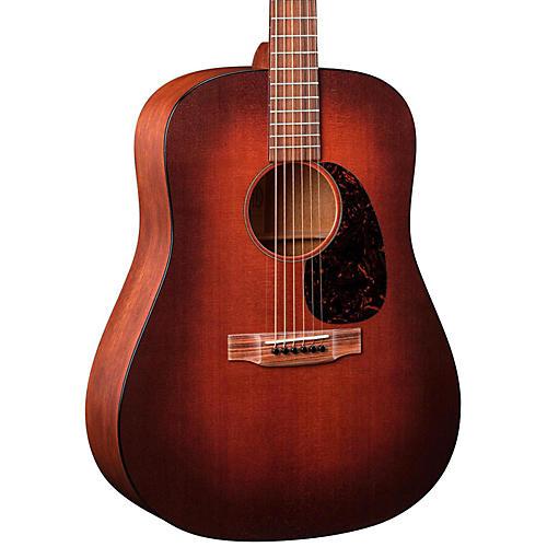 Martin 17 Series D-17M Dreadnought Acoustic Guitar Sunburst
