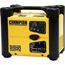 Champion Power Equipment 1700/2000 Watt Portable Gas-Powered Inverter Generator